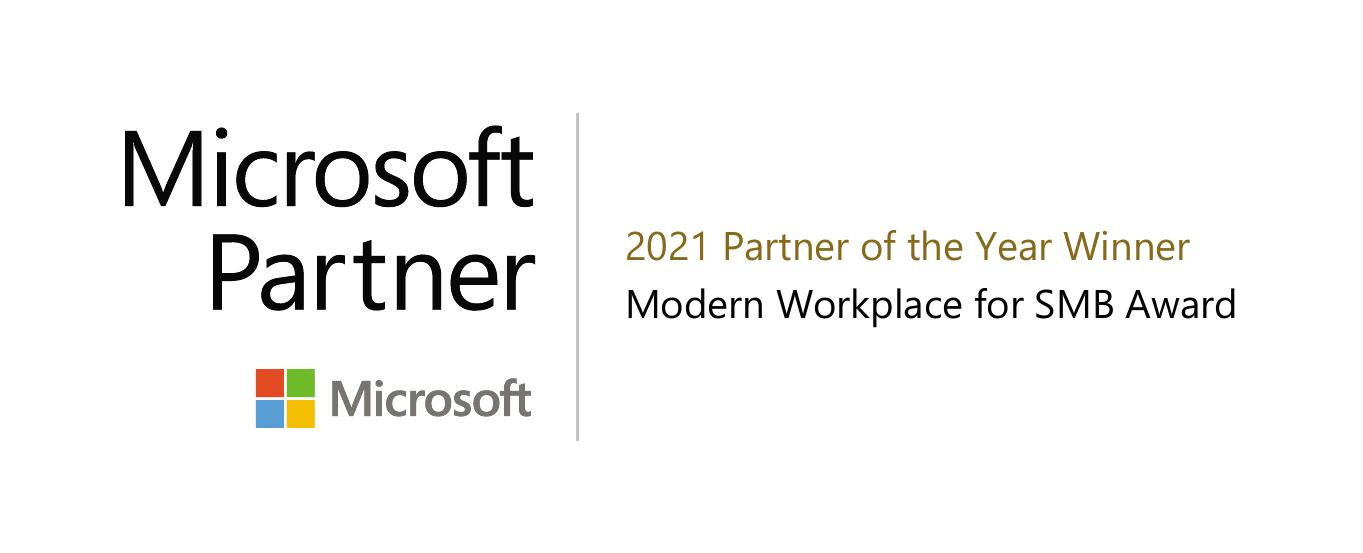Modern Workplace of the year Winner